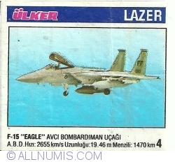 Image #1 of 4 - F-15 Eagle