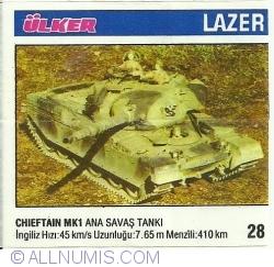 Image #1 of 28 - Chieftain MK1