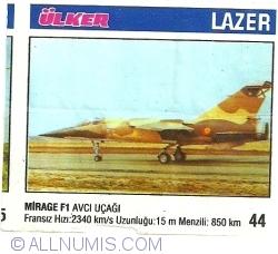 Image #1 of 44 - Mirage F1