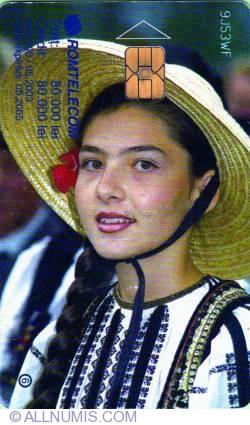 Imaginea #2 a Costume populare româneşti (6)