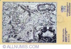 Muzeul Naţional al Hărţilor şi Cărţii Vechi (11) - Harta Transilvaniei
