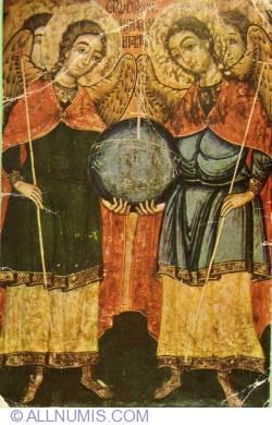 Image #1 of The Archangels'assembly,  XVII th Century