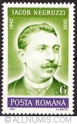 6 Lei 1992 - Iacob Negruzzi