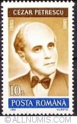 10 Lei 1992 - Cezar Petrescu