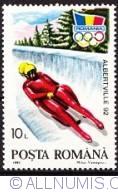 10 lei 1992 - Albertville Winter Olympics games - Bobsled