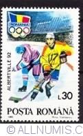 30 lei 1992 - Jocurile Olimpice de iarna Albertville