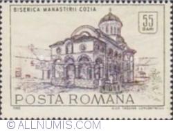 Imaginea #1 a 55 Bani 1968 - Biserica Mănăstirii Cozia