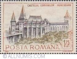 Imaginea #1 a 1,75 Lei 1968 - Castelul Corvinilor - Hunedoara