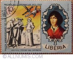 Image #1 of 10c Aristotle-Ptolemy-Copernicus 1973
