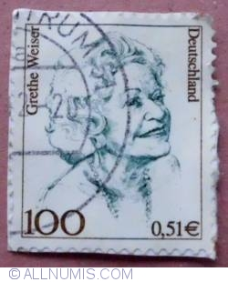 Image #1 of 51 Cent  Grethe Weiser 2000
