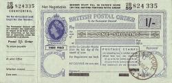 Imaginea #1 a 1 Shilling 1971 (20 iulie)