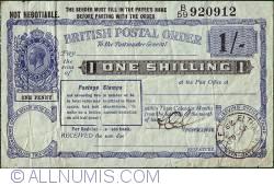 Imaginea #1 a 1 Shilling 1929 (16 aprilie)