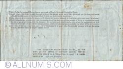 Imaginea #2 a 1 Shilling & 6 Pence 1906 (14 februarie)
