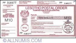 Imaginea #1 a 10 Maloti 1998