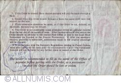 Image #2 of 10 Shillings 1961 (27th of September)