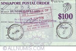 Imaginea #1 a 100 Dollars 1994 (6 mai)