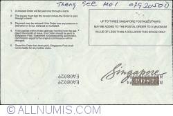 Imaginea #2 a 100 Dollars 1994 (6 mai)