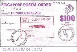Imaginea #1 a 100 Dollars 1996