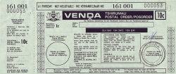 Image #1 of 10 Cents 1979 (13th. of September) - Vendan Independence Day