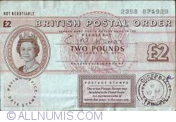 Image #1 of 2 Pounds 1991 (10th. of April)