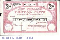 Image #1 of 2 Shillings 1953