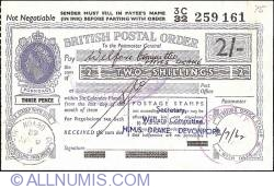 Image #1 of 2 Shillings 1962 (2nd. of July)
