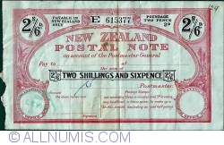 Image #1 of 2 Shillings & 6 Pence 1952 (30th. of May)