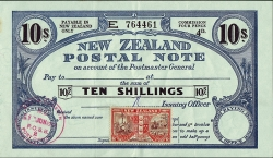 Image #1 of 10 Shillings 1966 (1st. of June)