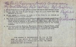 Imaginea #2 a 1 Shilling 1947 (19. V.) - emis la  St. Anne Street, Liverpool (Lancashire)