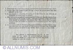 Imaginea #2 a 4 Shillings 1948 (6 mai)