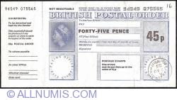 Imaginea #1 a 45 Pence 1975