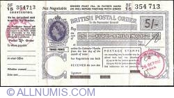 Image #1 of 5 Shillings 1962 (26th. of October)