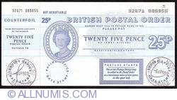 Image #1 of 25 Pence 1989