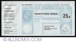 Imaginea #1 a 25 Pence 1986